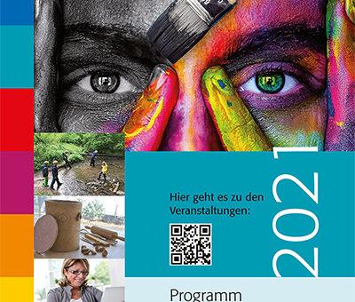 Halbjahresprogramm der Erwachsenen- und Familienbildung digital